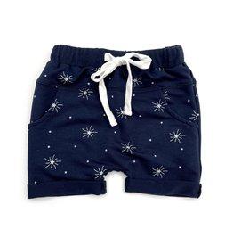 Little Bipsy LB Star Harem Short- Navy