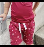 Little Bipsy LB Star Harem Short- Red