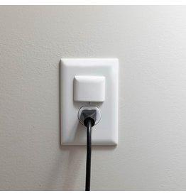 Qdos StayPut Single Outlet Plug
