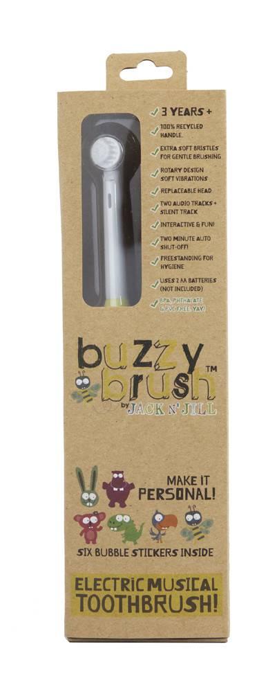 Jack N Jill Buzzy Brush Electric Musical Toothbrush