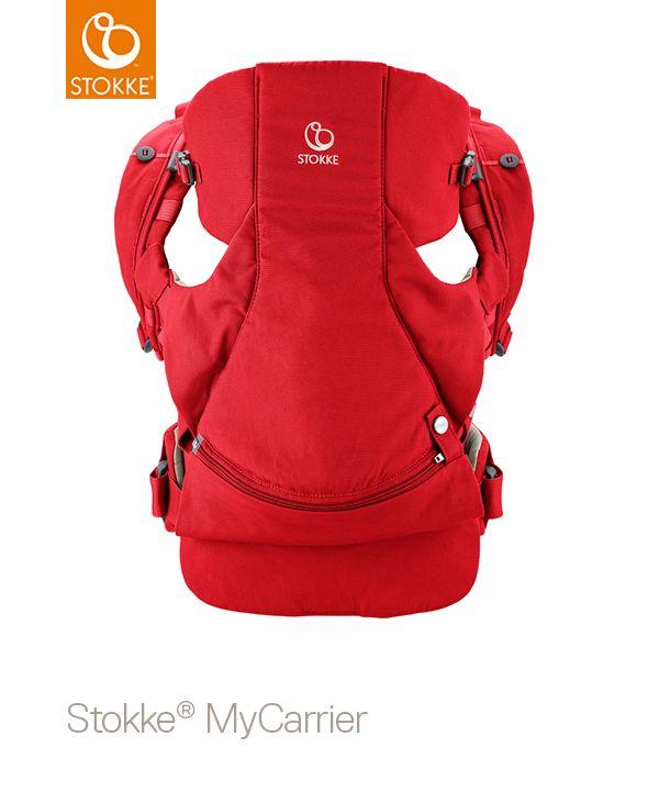 Stokke MyCarrier Front and Back