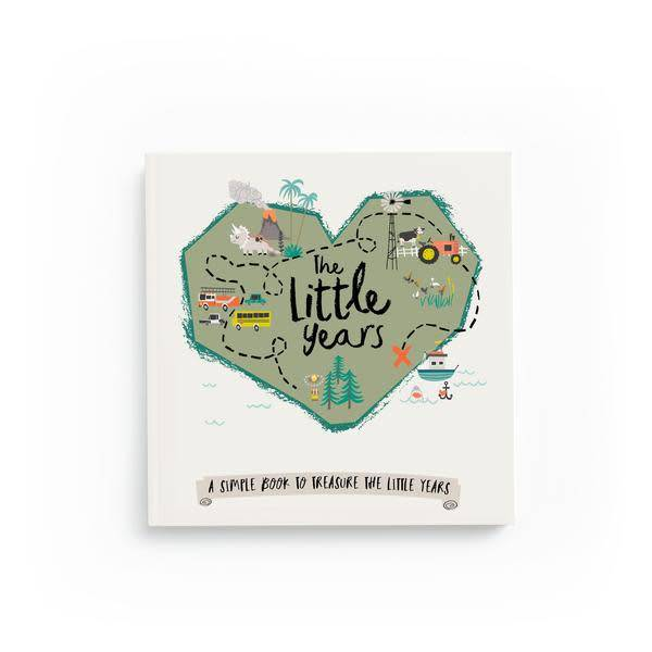 Lucy Darling The Little Years Toddler Book- Boy