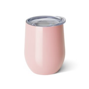 Swig 12oz Stemless Wine Cup- Pink