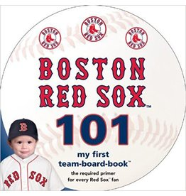 My First Team Board Book Boston Red Sox