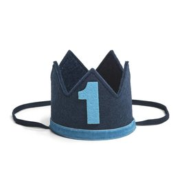 Sweet Wink Navy/Blue #1 Crown