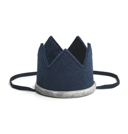 Sweet Wink Navy/Gray Crown