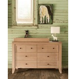 Milk Street Baby Cameo 6 Drawer Double Dresser