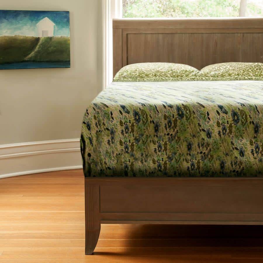 Milk Street Baby Cameo Low Profile Footboard