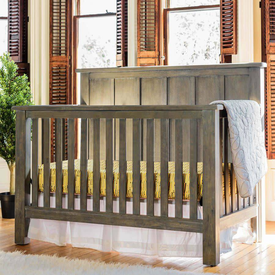 Milk Street Baby Relic Batten Crib