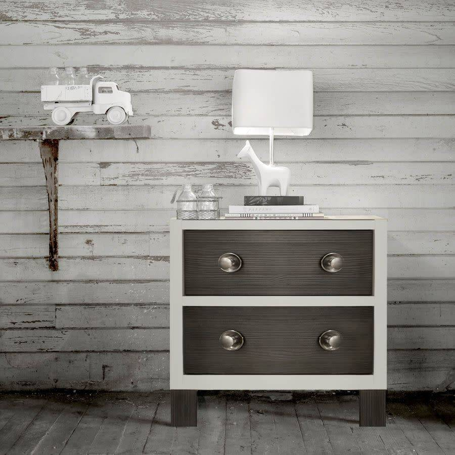Milk Street Baby True 2 Drawer Nightstand