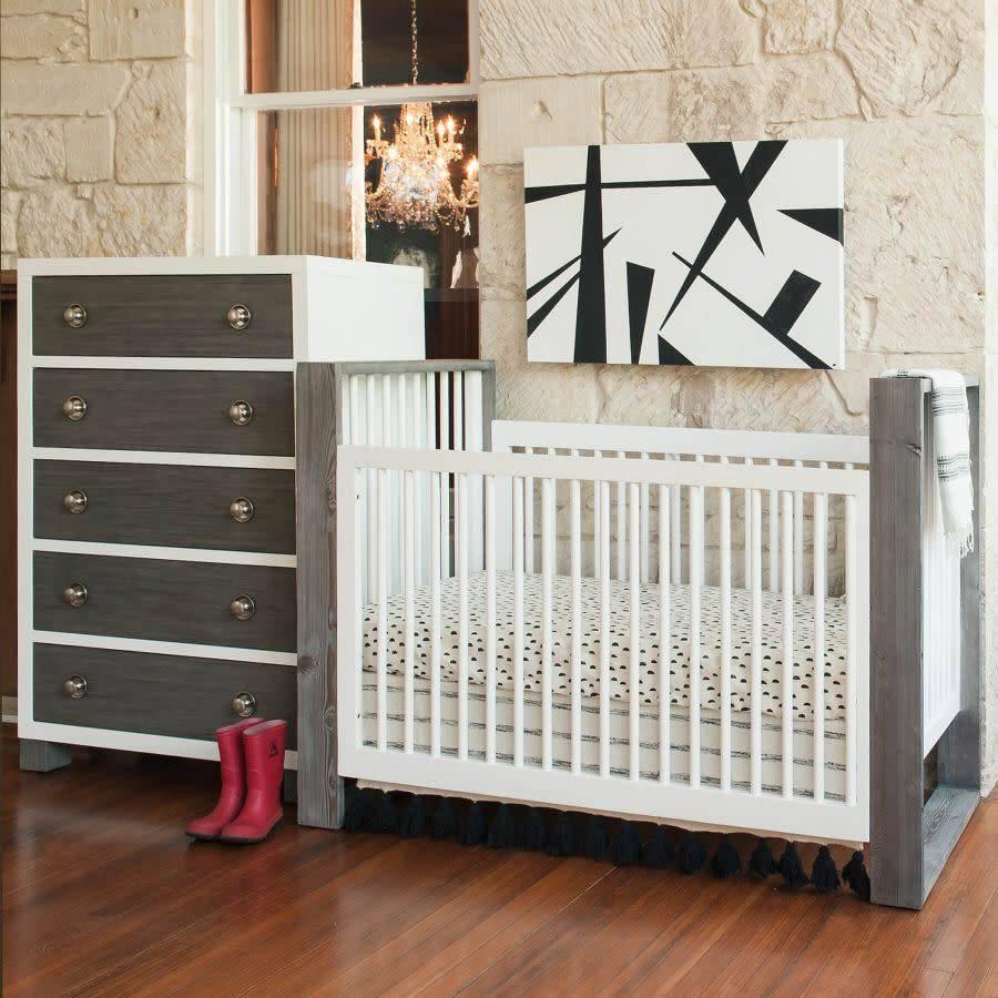 Milk Street Baby True Traditional Crib