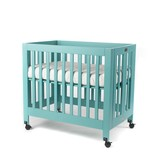 Pebble Pure Mini Crib Mattress- Cloud