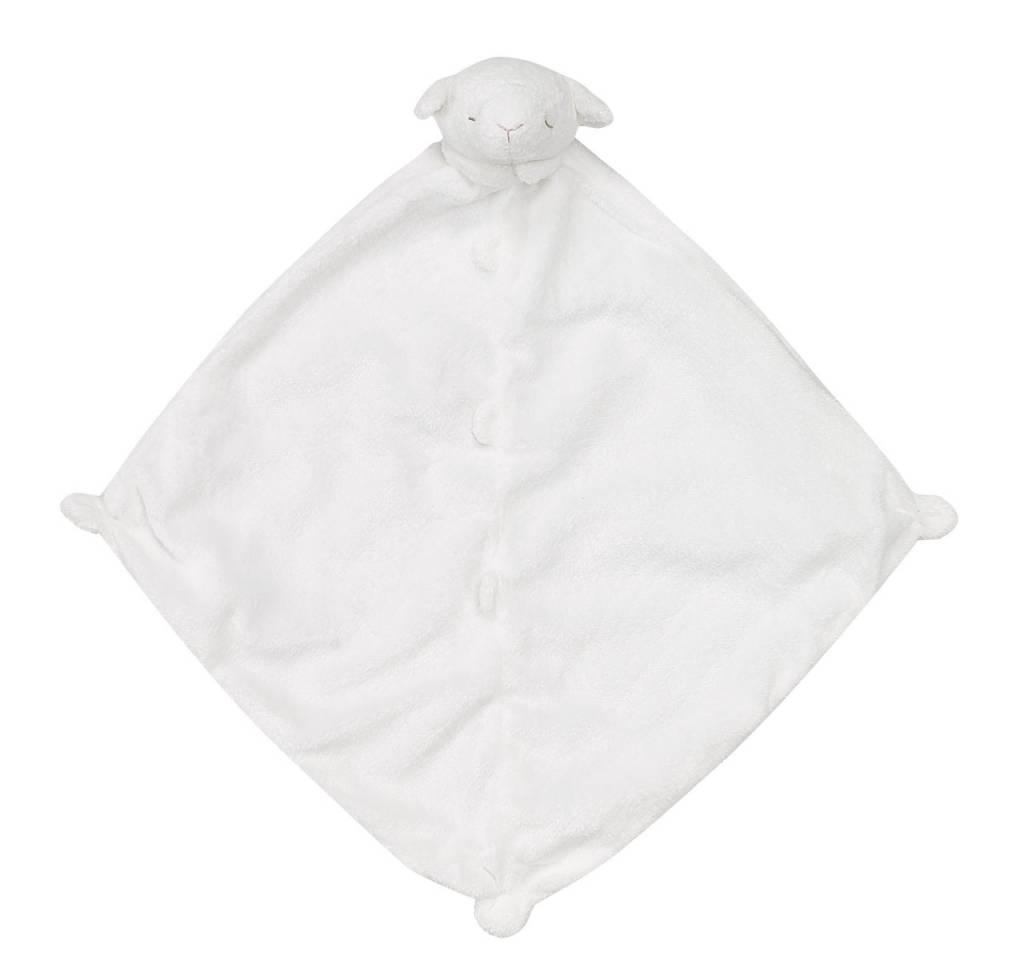 Blankie- White Lamb