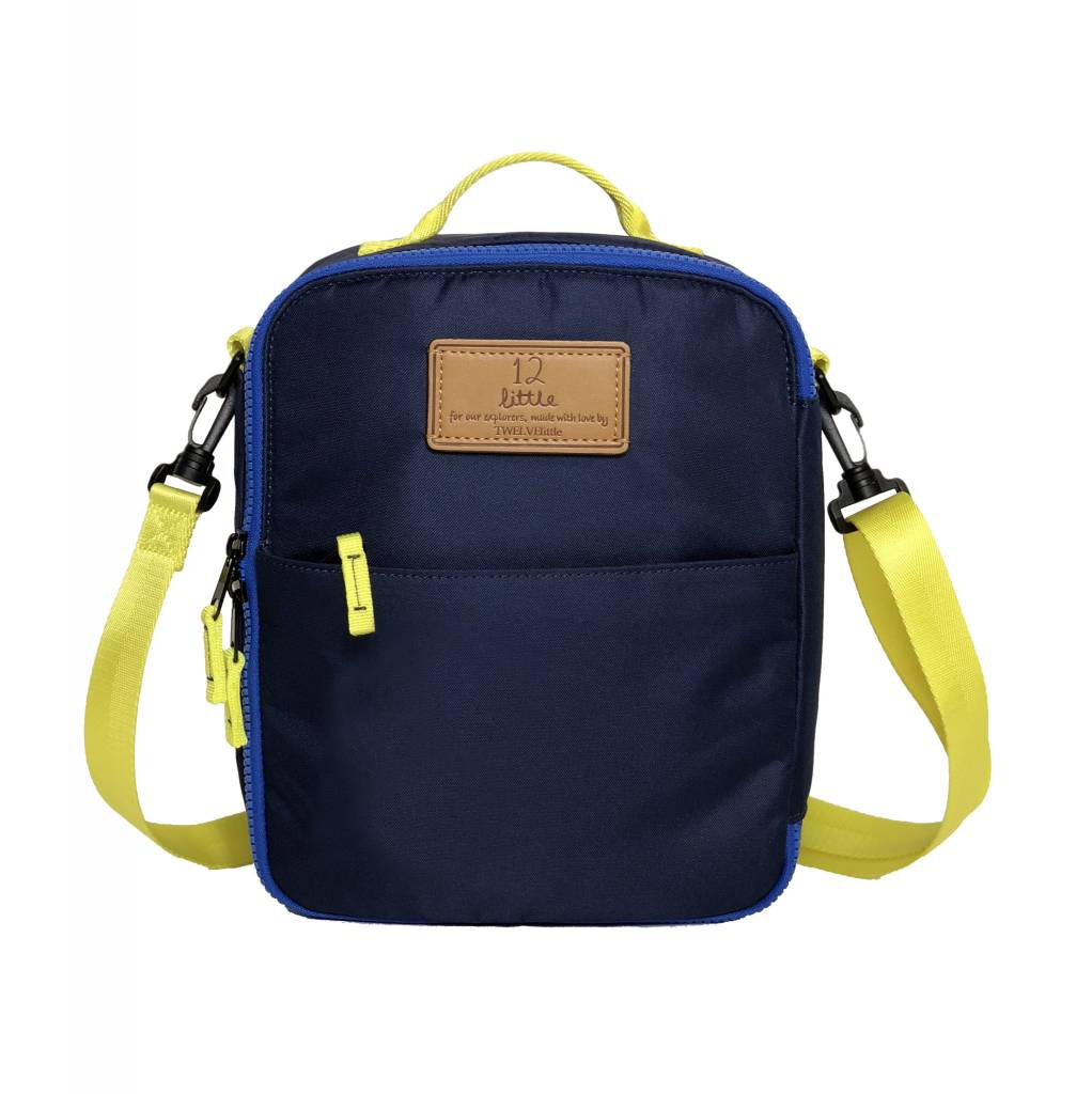TWELVElittle Adventure Lunch Bag- Navy