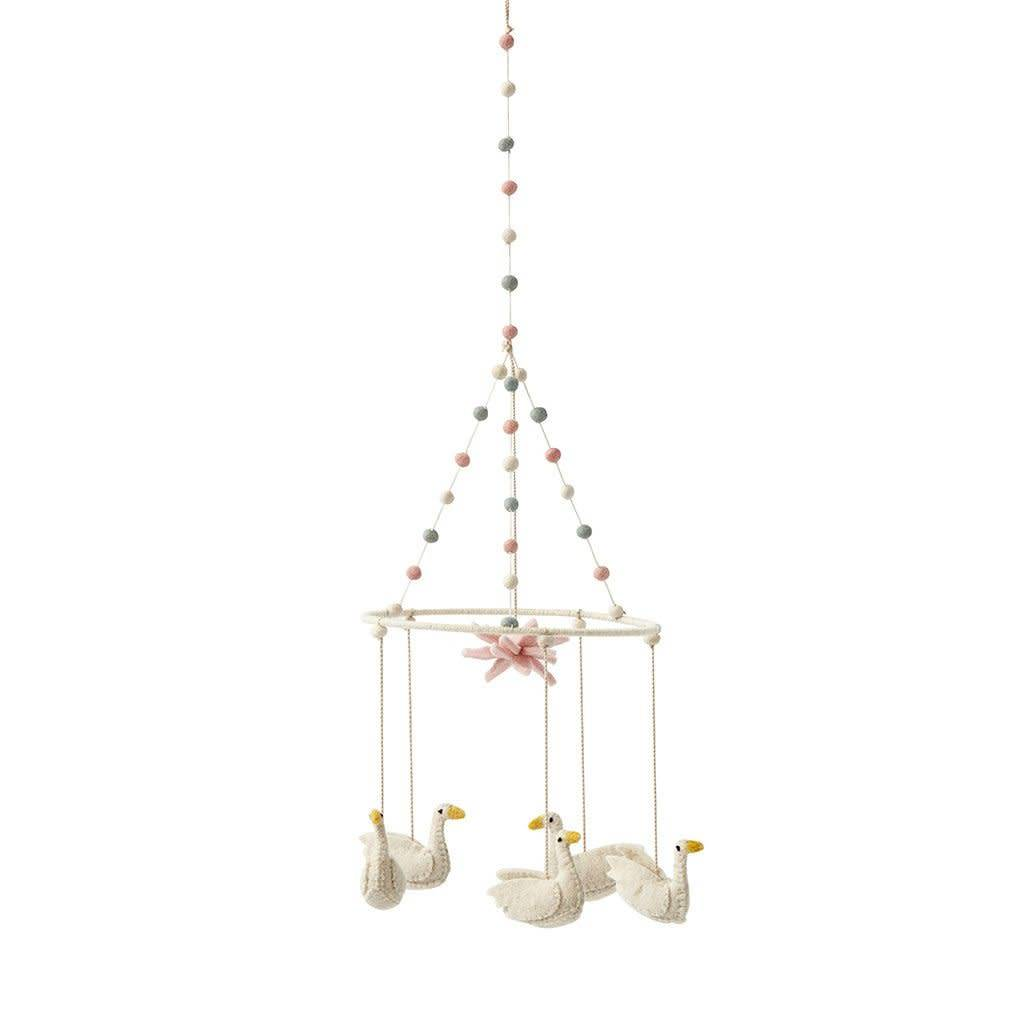 Pehr Designs Swan Lake Mobile