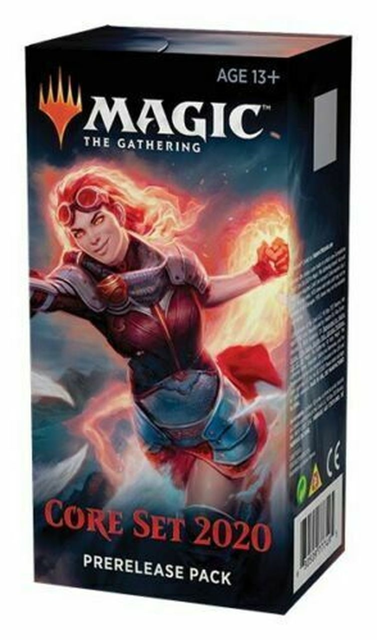 M20 Prerelease Pack