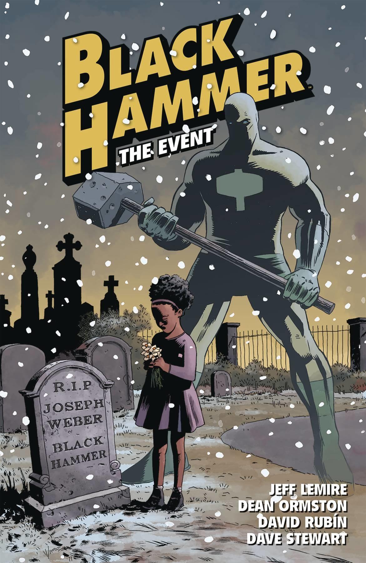 Black Hammer v.2: The Event