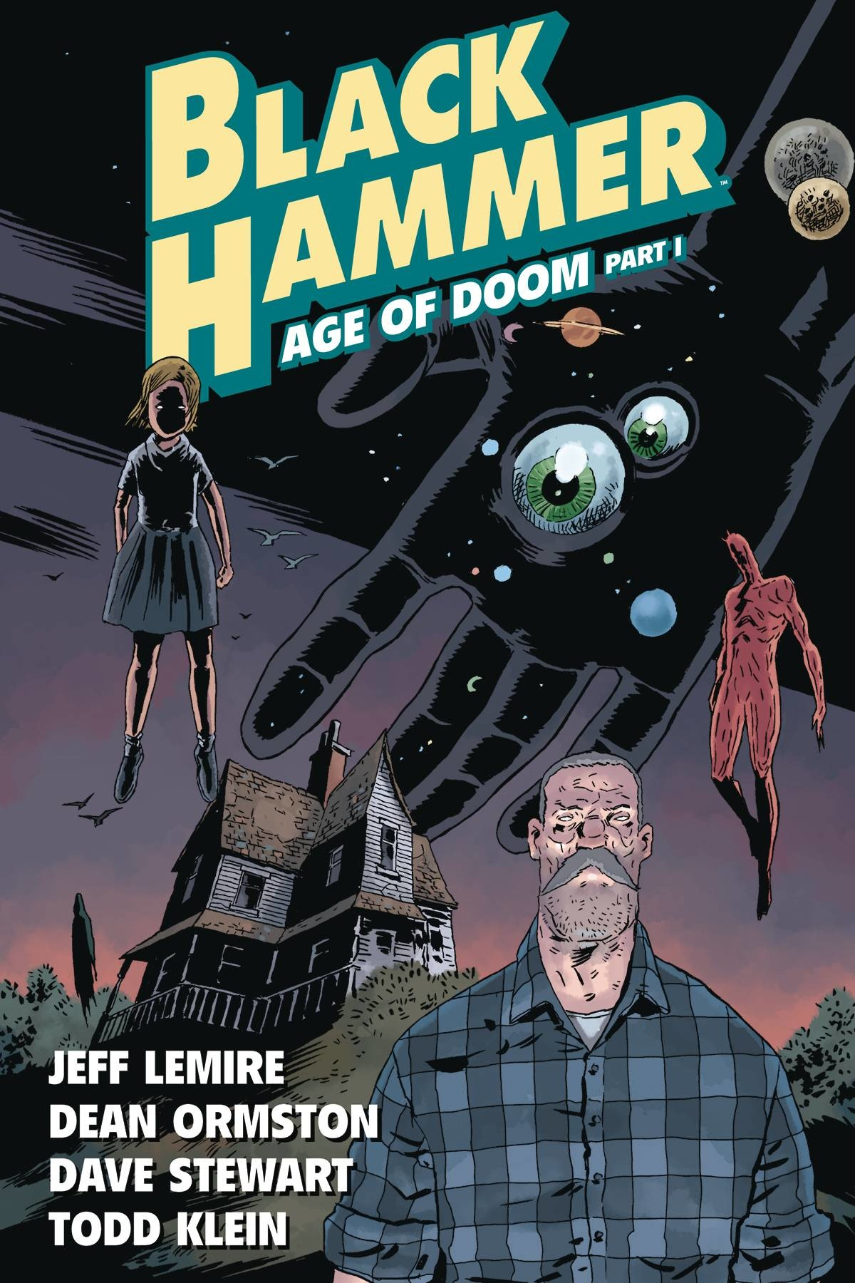 Black Hammer v.3: Age of Doom Part I