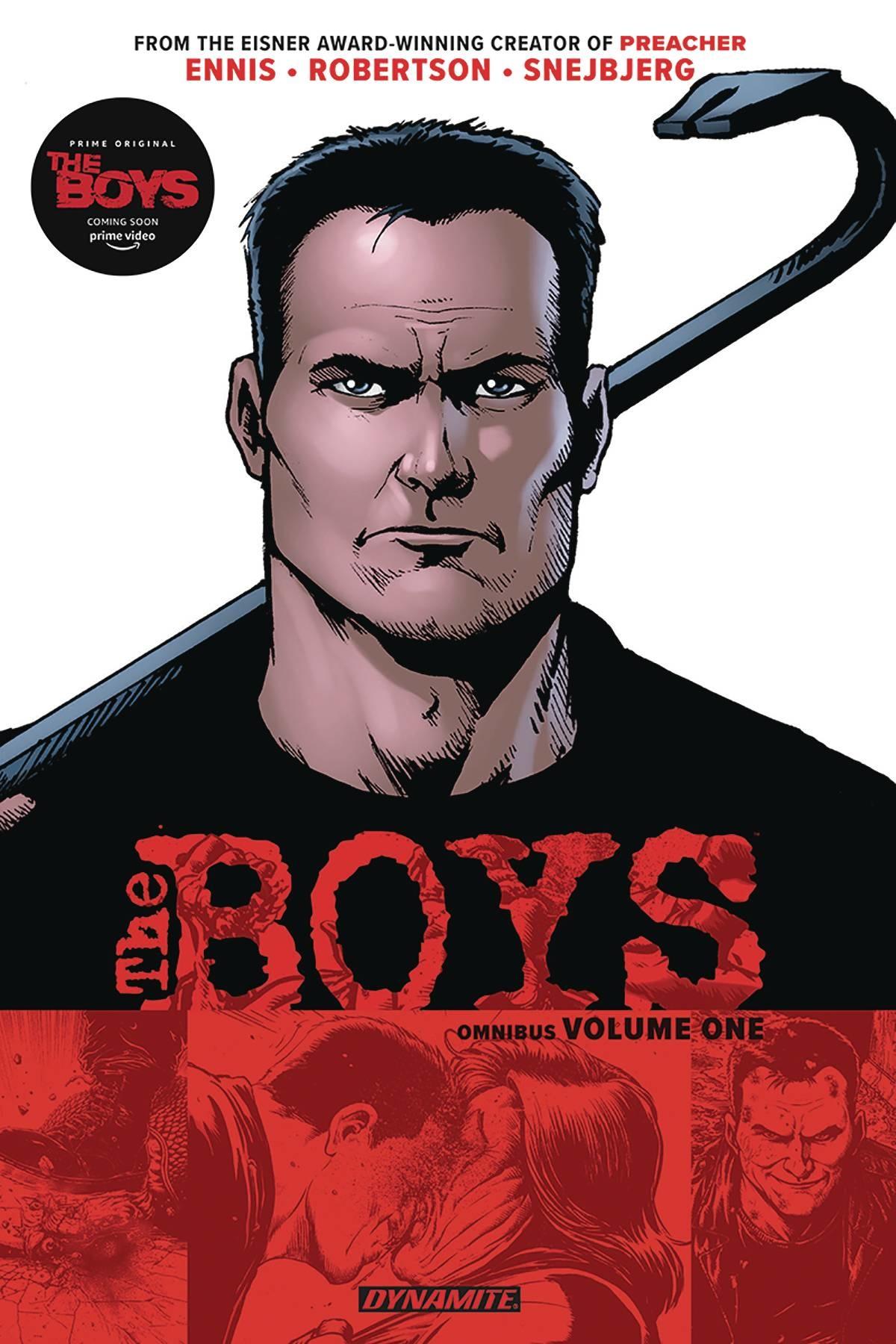 The Boys Omnibus v.1