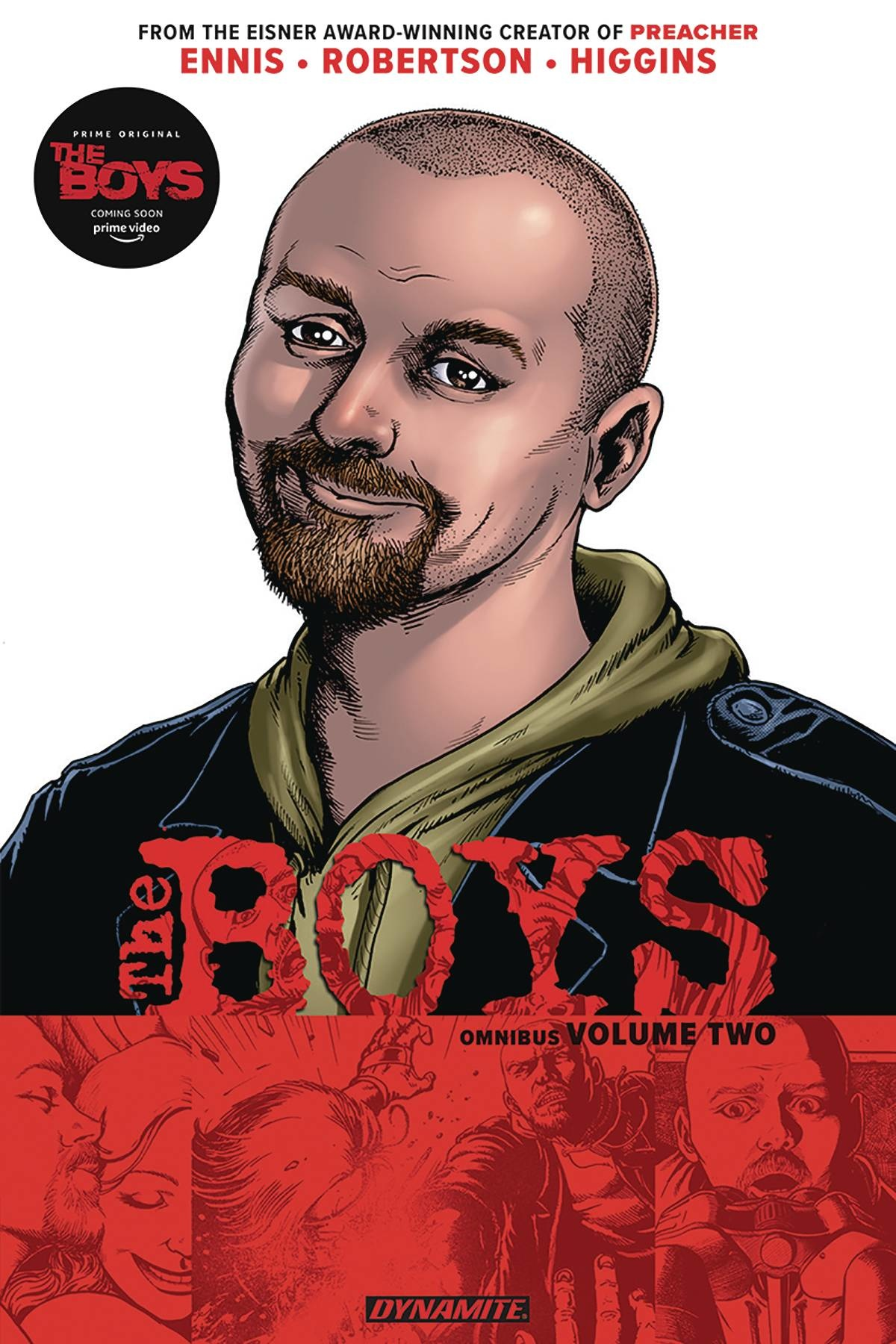 The Boys Omnibus v.2