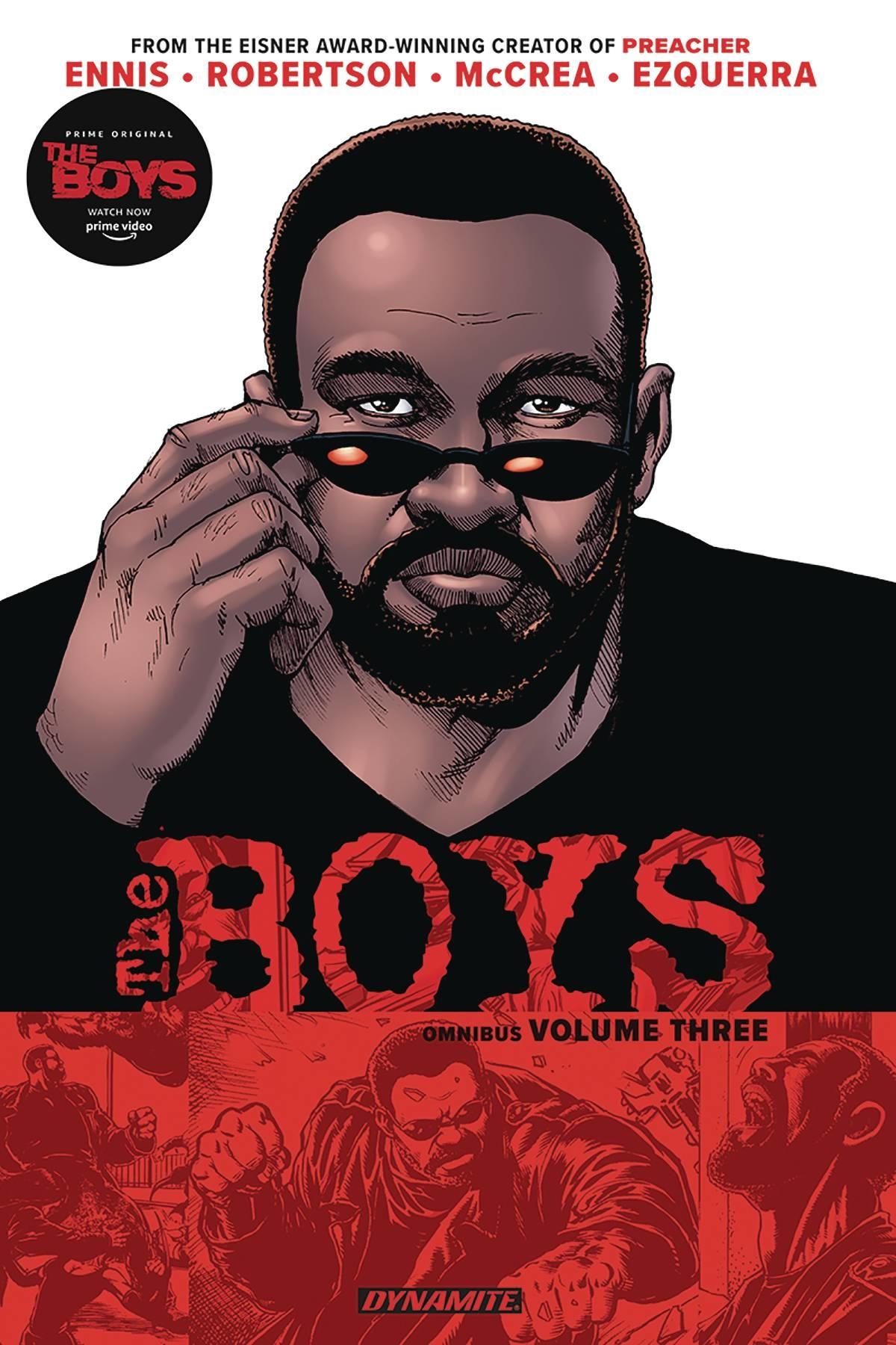The Boys Omnibus v.3