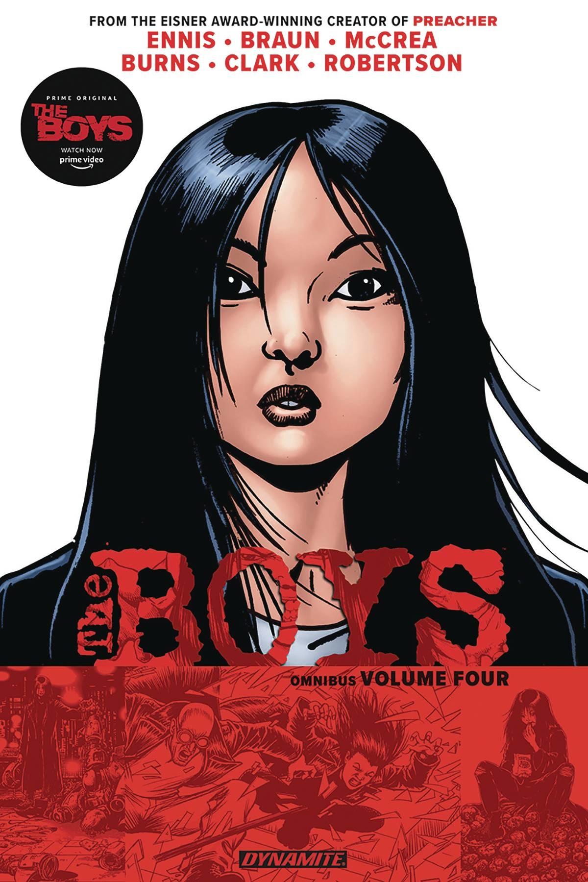 The Boys Omnibus v.4