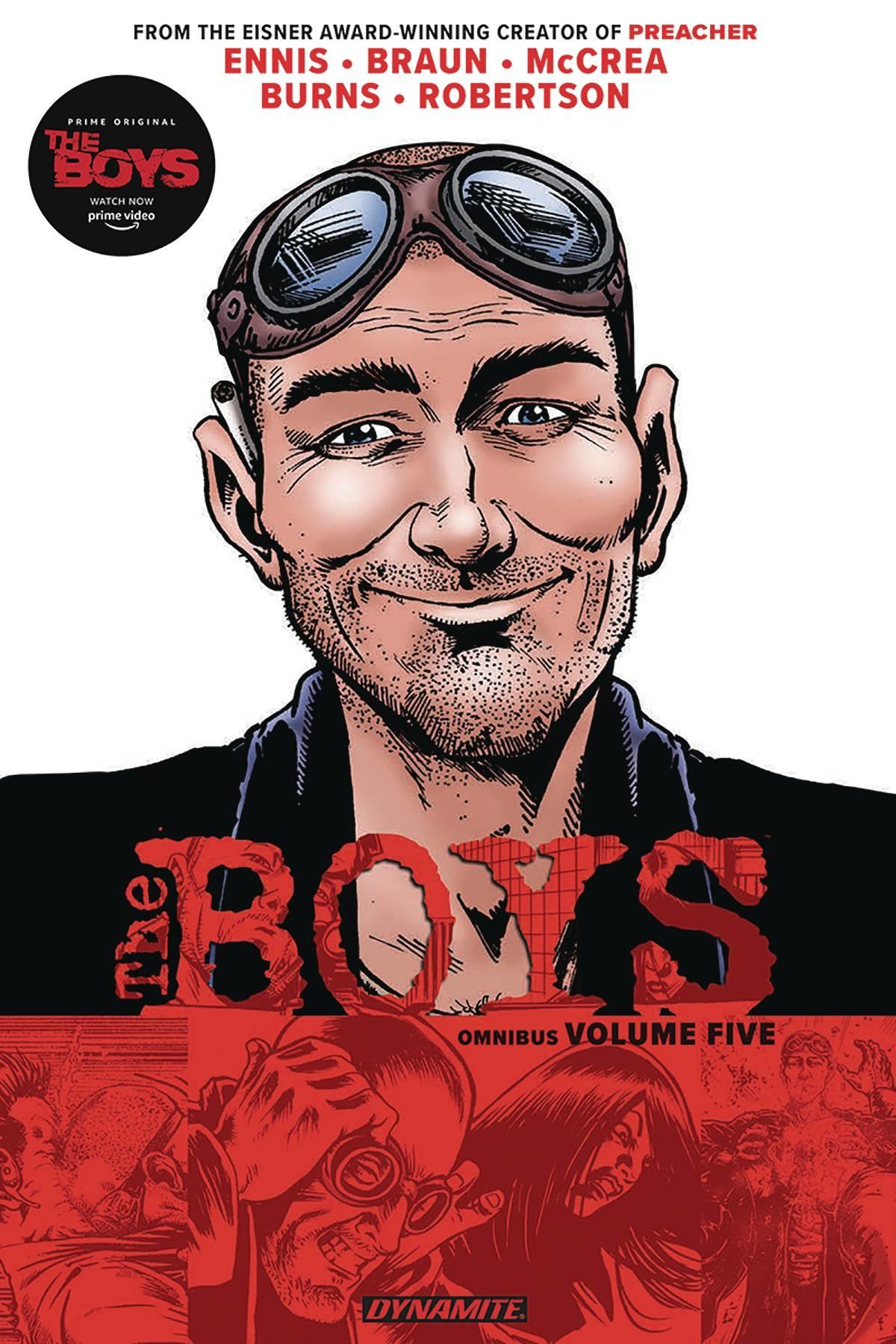 The Boys Omnibus v.5