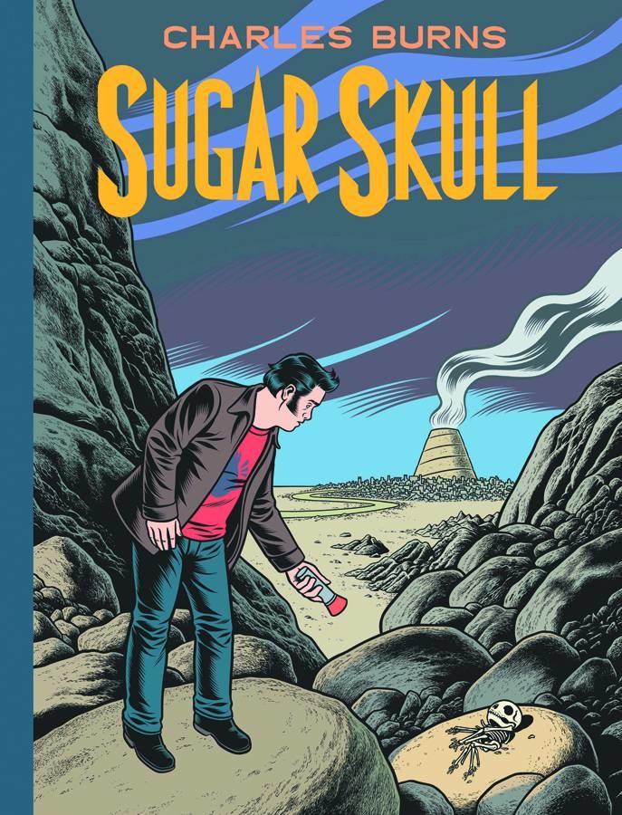 Charles Burns: Sugar Skull Hardcover