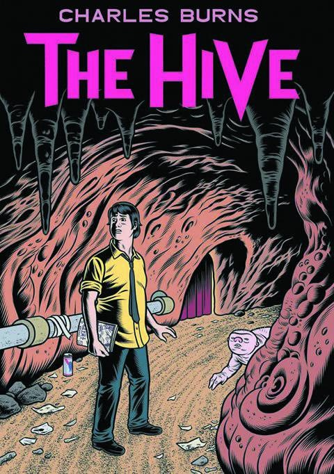 Charles Burns: The Hive Hardcover