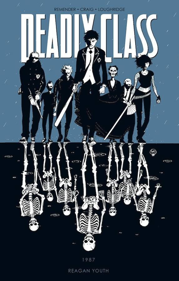 Deadly Class v.1: Reagan Youth
