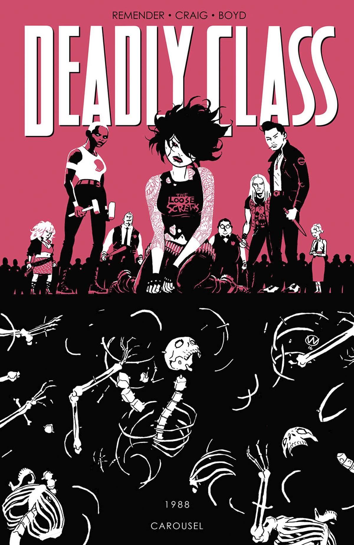 Deadly Class v.5: Carousel