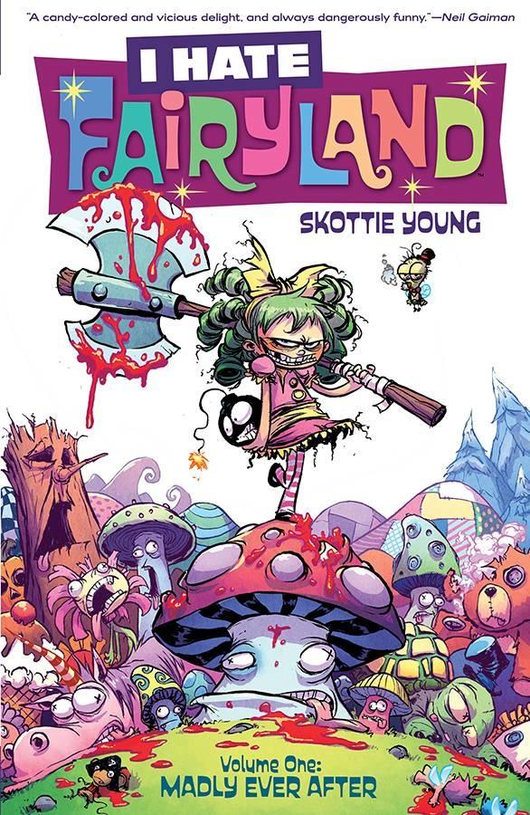 I Hate Fairyland v.1: Madly Ever After