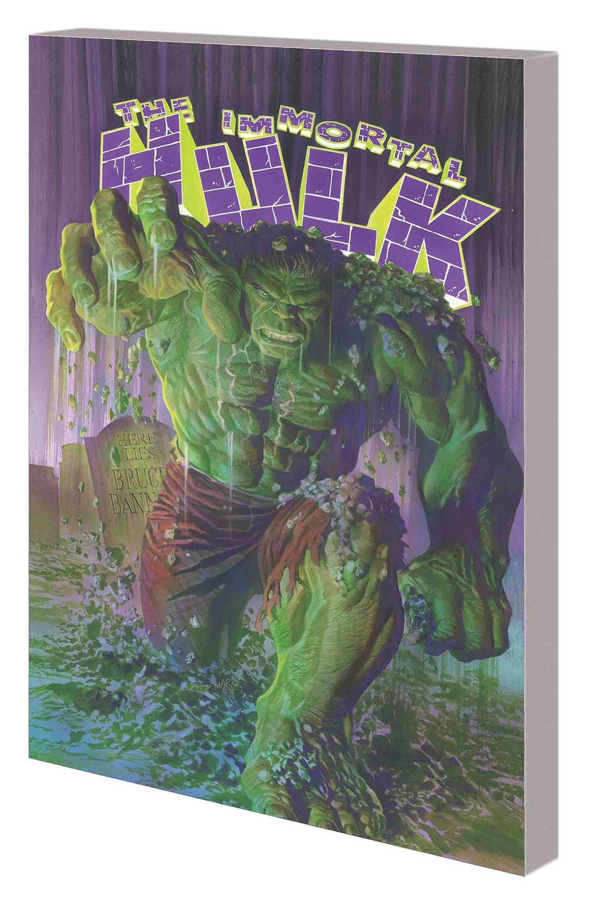 The Immortal Hulk v.1: Or Is He Both?