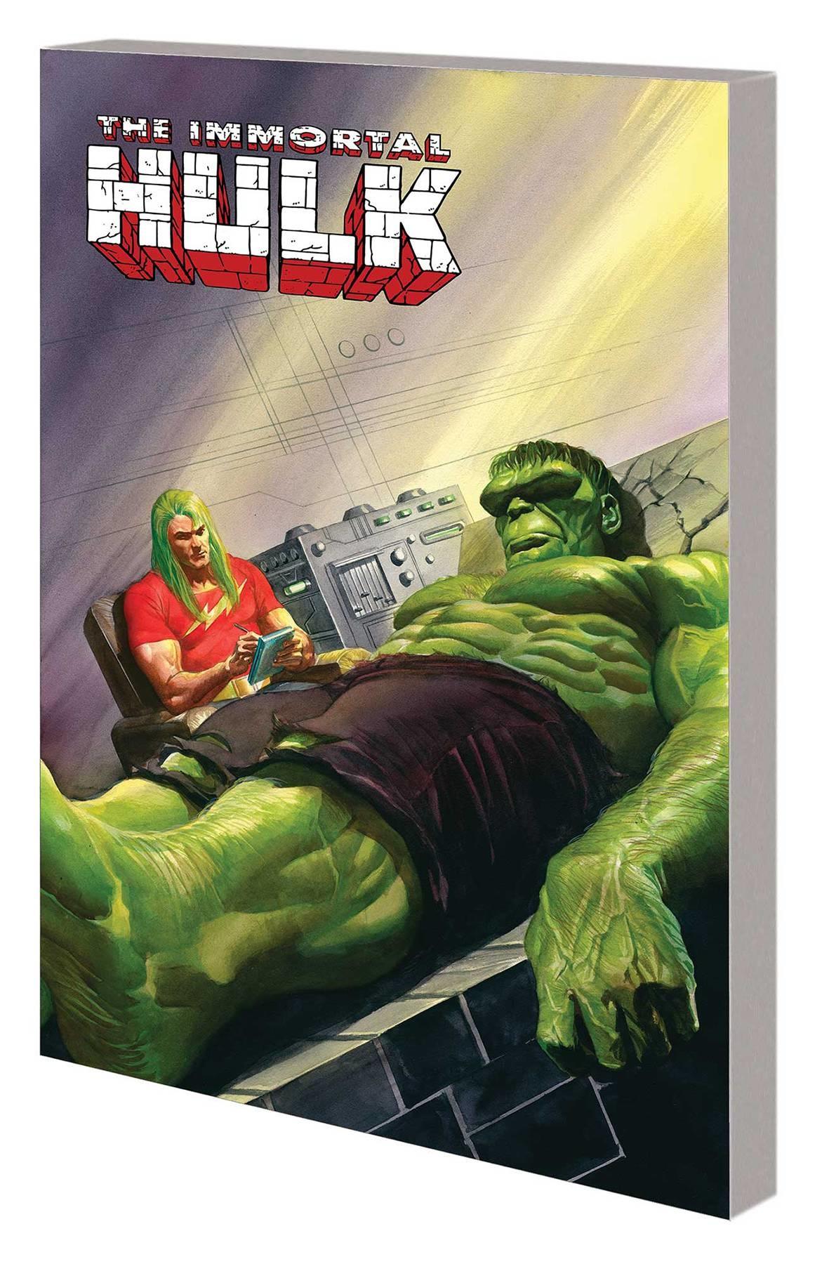 The Immortal Hulk v.3: Hulk in Hell