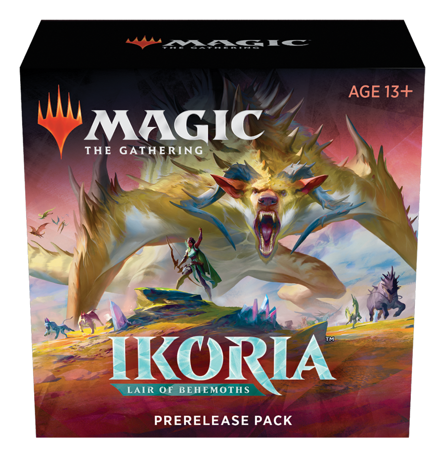 IKO Prerelease Pack