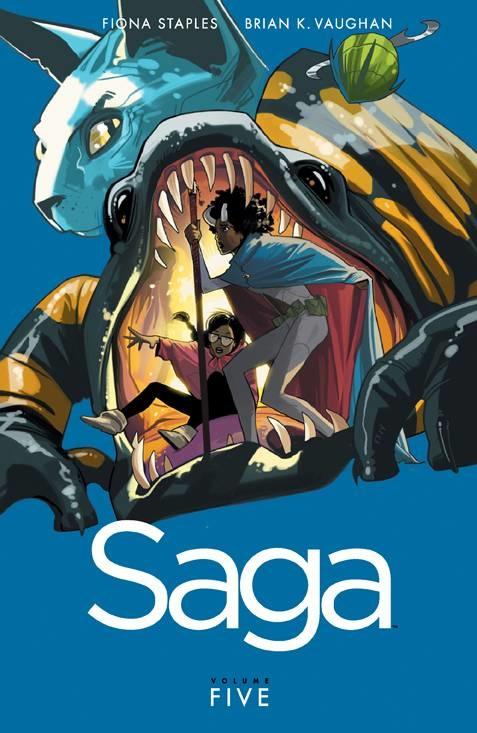 Saga v.5