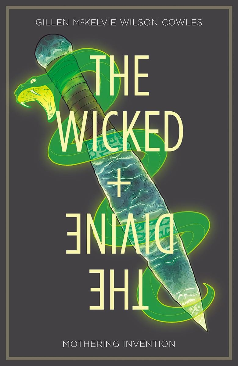 The Wicked & the Divine v.7: Mothering Invention