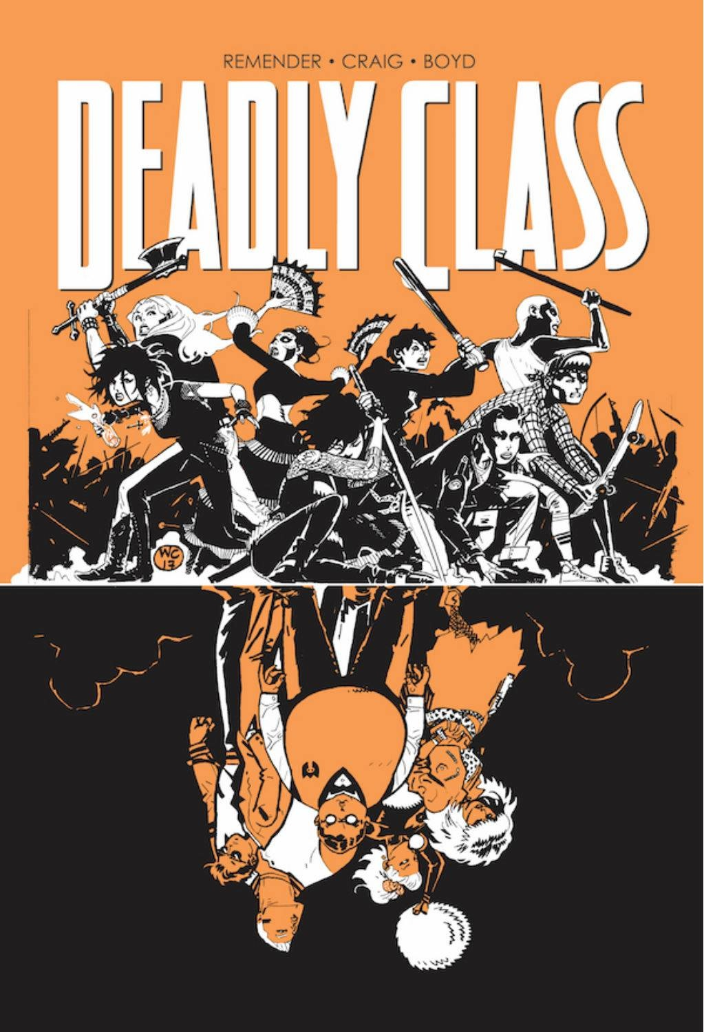 Deadly Class v.7: Love Like Blood