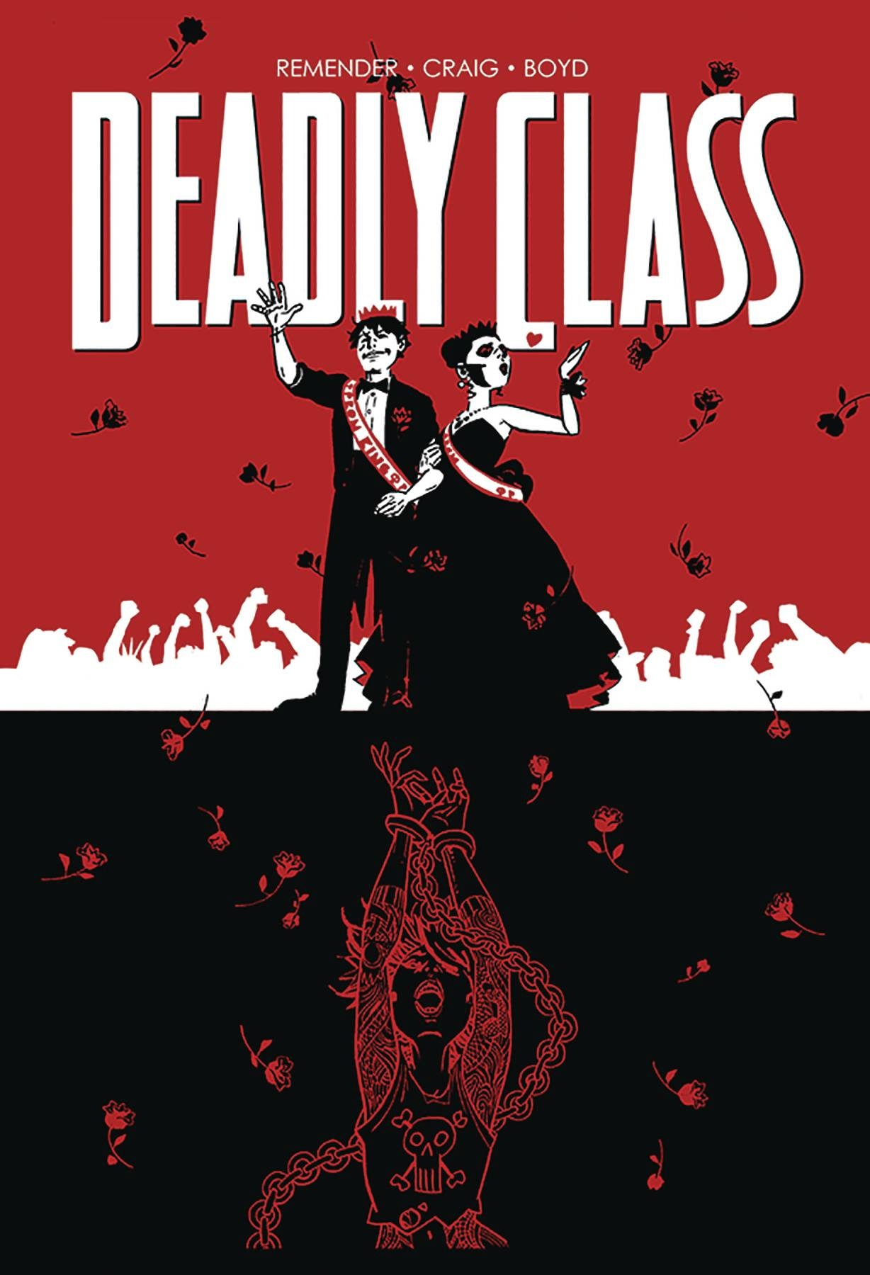 Deadly Class v.8: Never Go Back