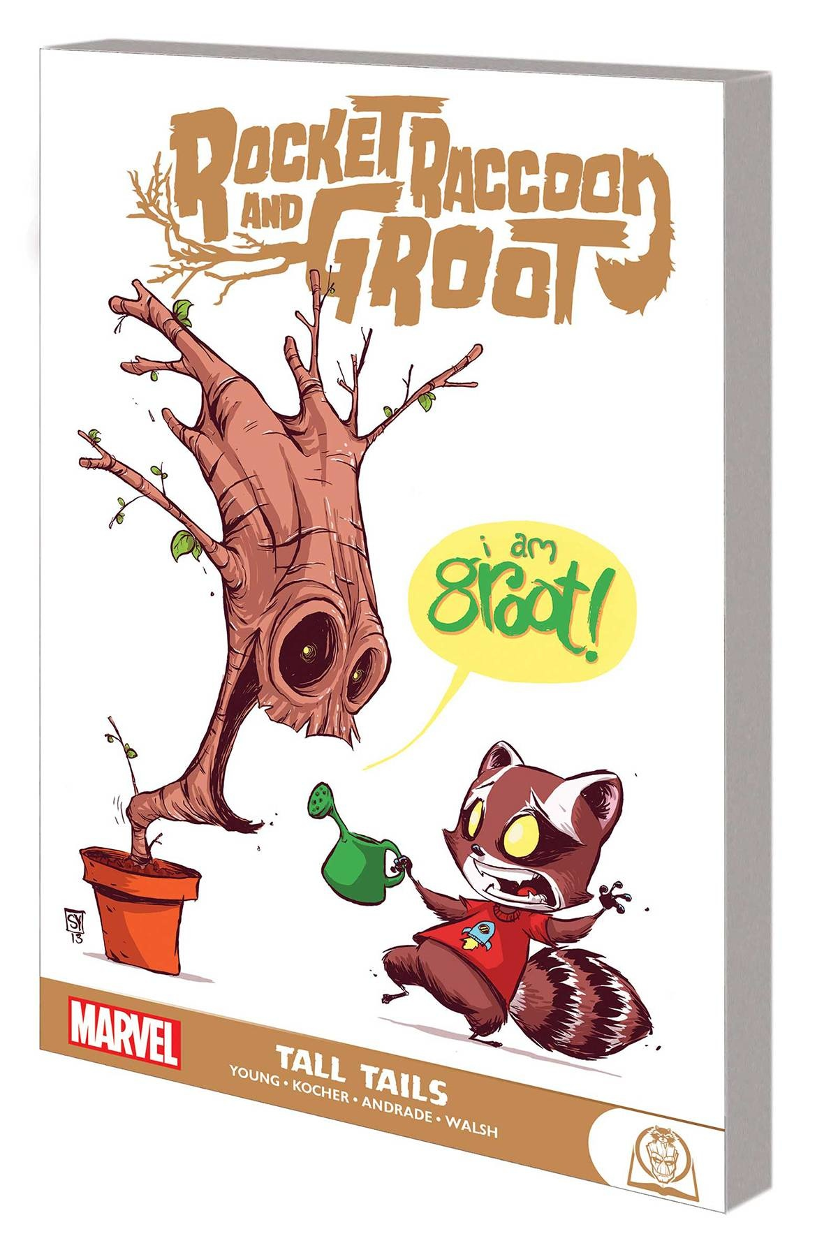 Rocket Raccoon and Groot GN v.1: Tall Tails