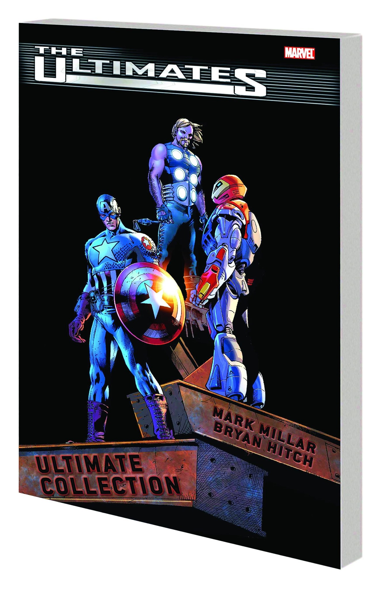 The Ultimates: Ultimate Collection v.1