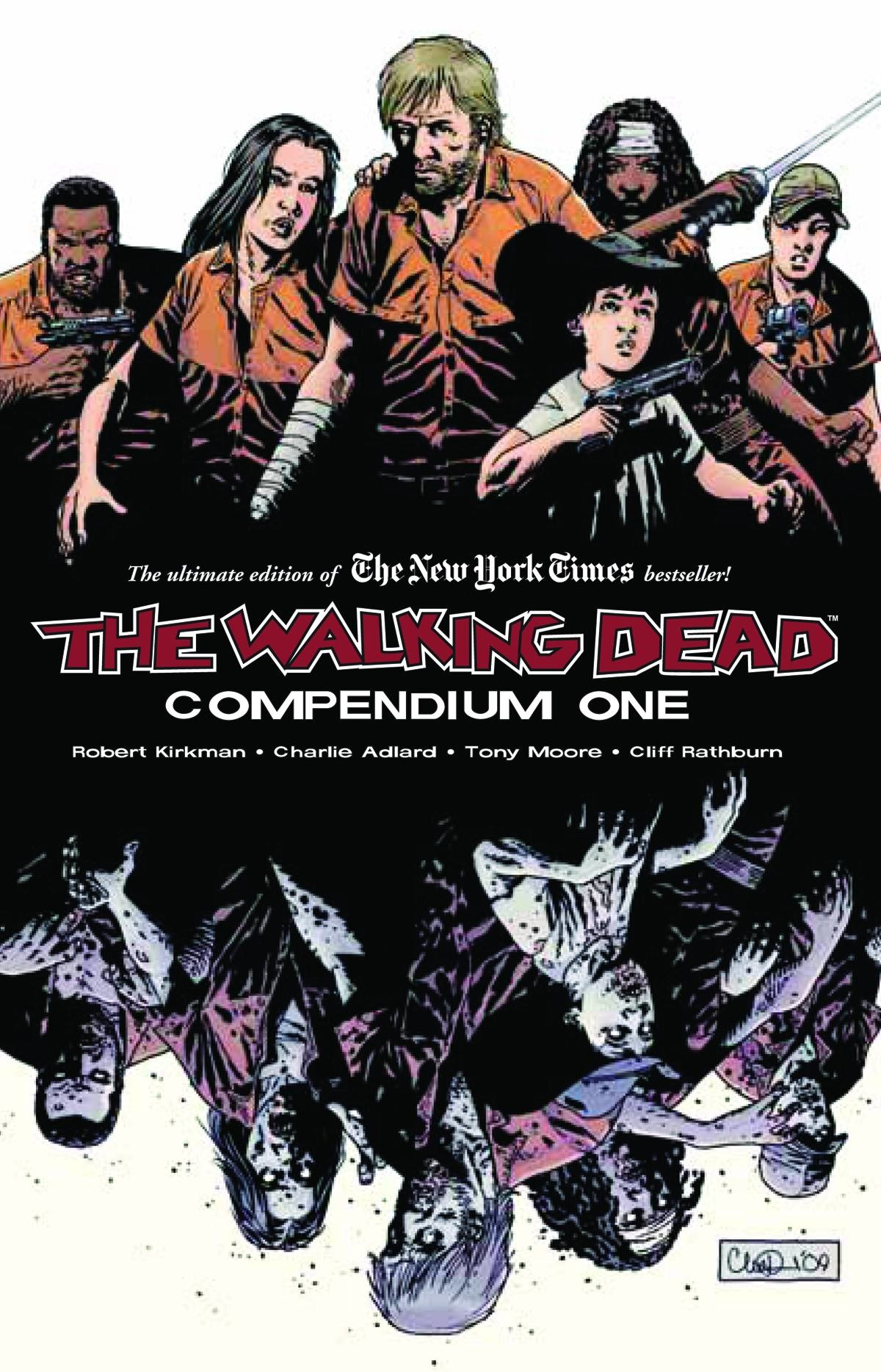 The Walking Dead Compendium v.1
