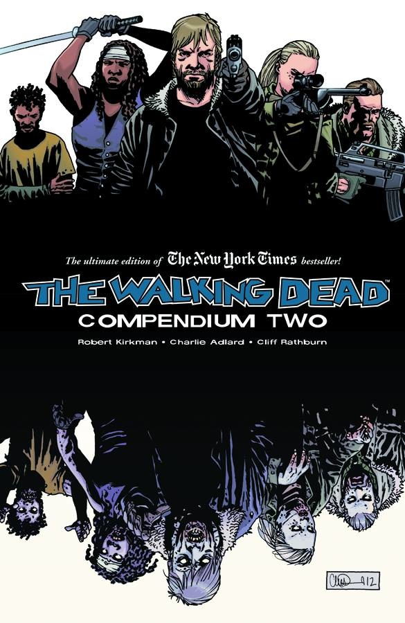 The Walking Dead Compendium v.2