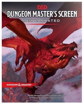Dungeon Master's Screen Reincarnated
