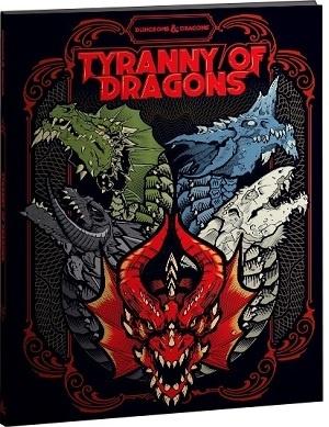 Tyranny of Dragons Hobby Cover