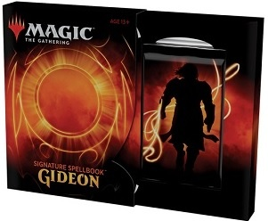 Signature Spellbook Series: Gideon
