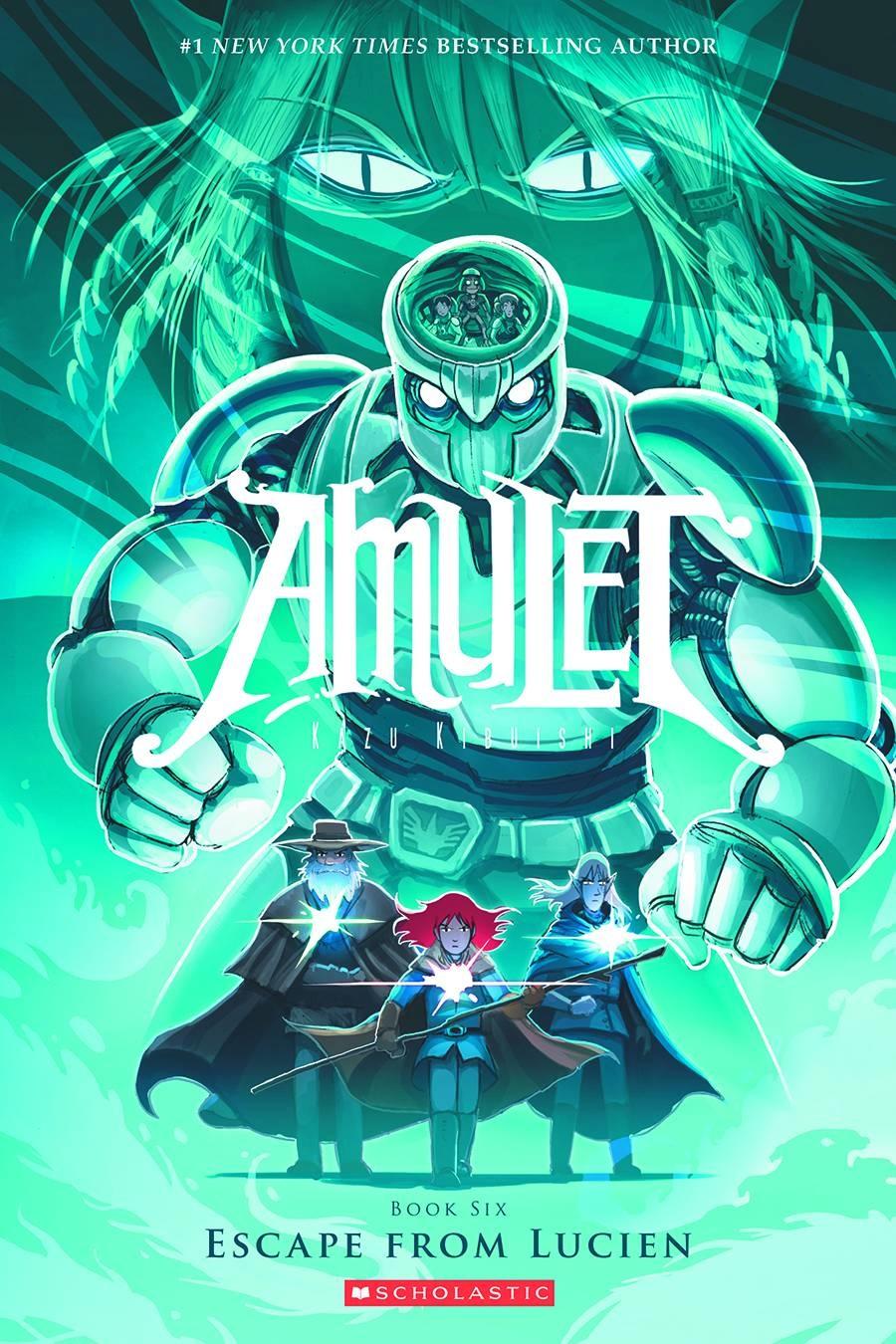Amulet v.6: EscapeFrom Lucien