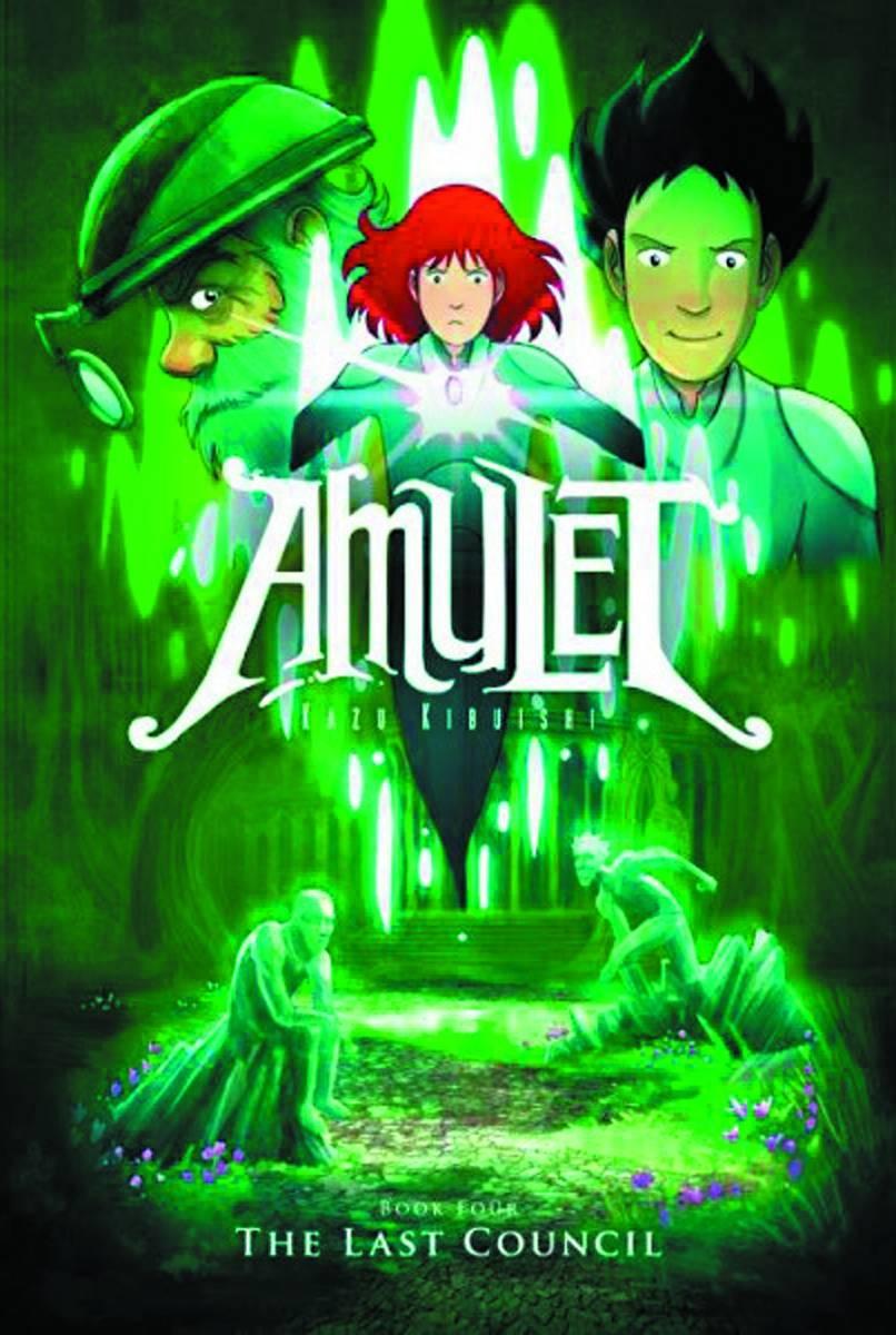 Amulet v.4: The Last Council
