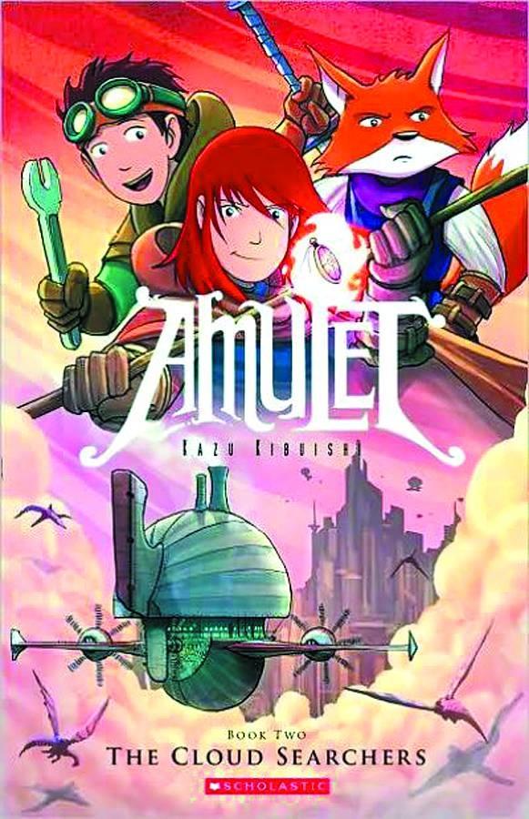 Amulet v.3