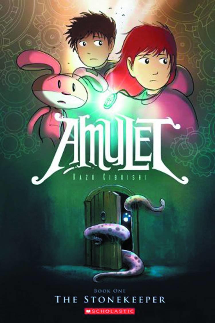 Amulet v.1: The Stonekeeper